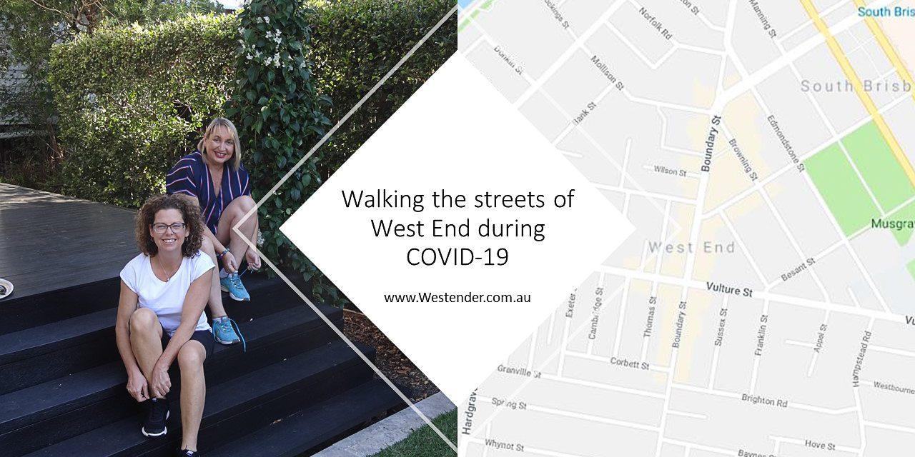 walk every street in West End