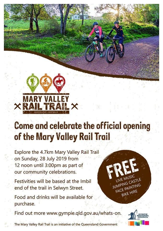 mary valley rail trail